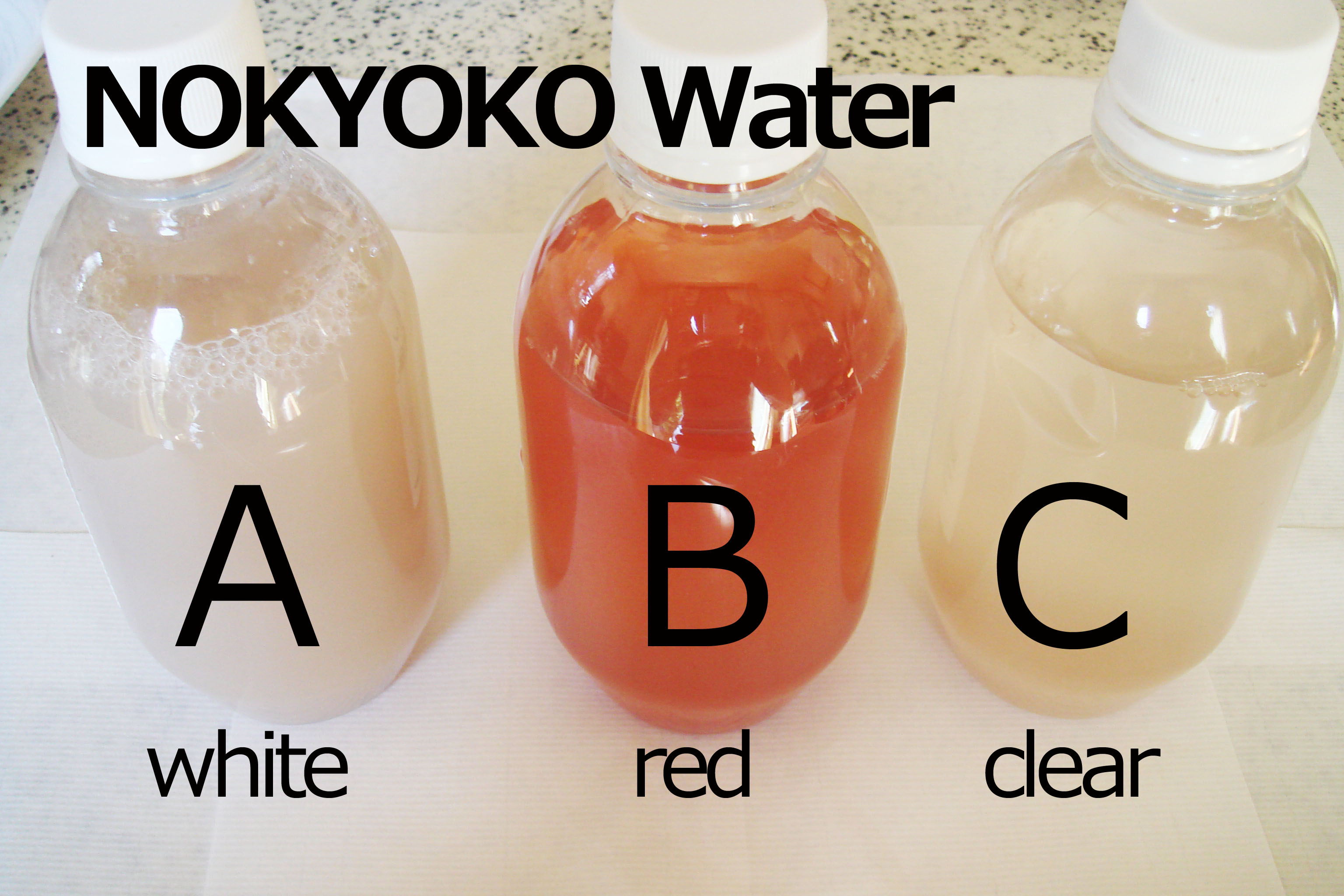 NOKYOKO Water
